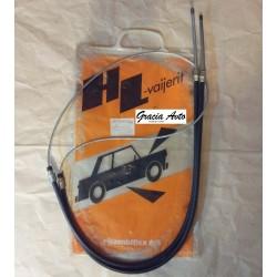 Трос ручного тормоза Citroen C25 задний