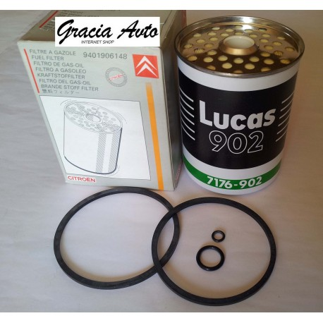 Фильтр топливный Citroen (9401906148)